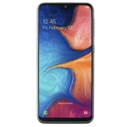 Samsung Galaxy: CELLULARE SAMSUNG GALAXY A20e BLACK DUAL SIM 5.8″ 32GB 4G GARANZIA ITALIA 24 MES
