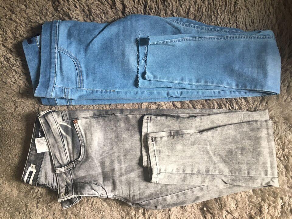Jeans, Hm og Noisy May, str. 36