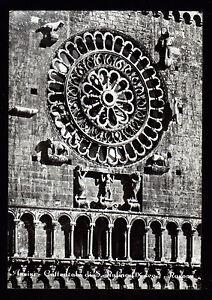 ASSISI-PERUGIA-CARTOLINA-CATTEDRALE-DI-S-RUFINO-ROSONE-FG-VG-1969-D-A-C-A