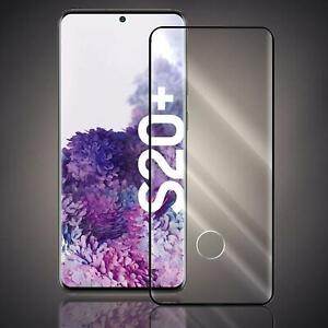 3D Schutz Glas Full Glue für Samsung Galaxy S20+ Plus Display Schutz Curved 9H