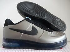 Nike Air Force 1 Foamposite Pro Low Pewterpewter Sz 13