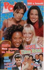 POP'S 20 1998 Mel B Aqua Nek Five 911 Zac Hanson Aaron Carter Ricky Martin