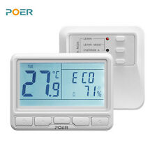 868MHz wireless boiler room controller programmable digital wifi thermostat