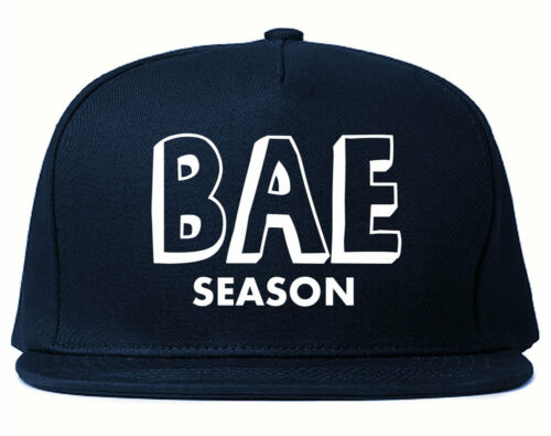 Very Nice Bae Season Babe Black Snapback Hat