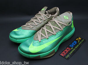 100% authentic 5f44d 2efc3 Image is loading DS-2013-NIKE-KD-VI-6-BAMBOO-MVP-