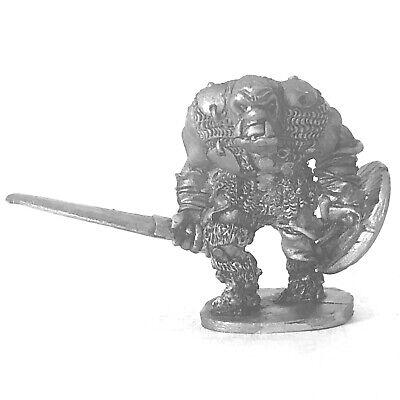 Skeleton with Large Sword Warhammer Fantasy Armies 28mm Unpainted Wargame