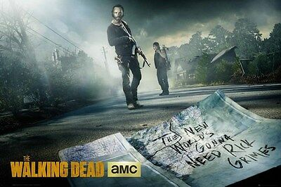 The Walking Dead Gonna Need Rick Grimes Poster 91.5x61cm