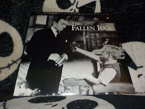 The-Fallen-Idol-Criterion-Nuovo-Sigillato-Laserdisc-Ld-Carol-Reed