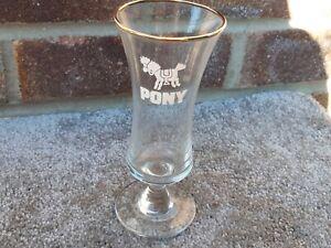 Pony-Schooner-Glass-Vintage