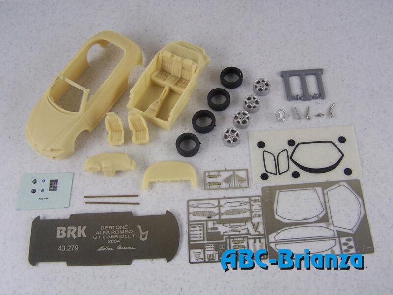 ABC BRIANZA KIT BRK43279 BRK43279 BRK43279 ALFA ROMEO GT CABRIOLET BERTONE 2004 7be91a