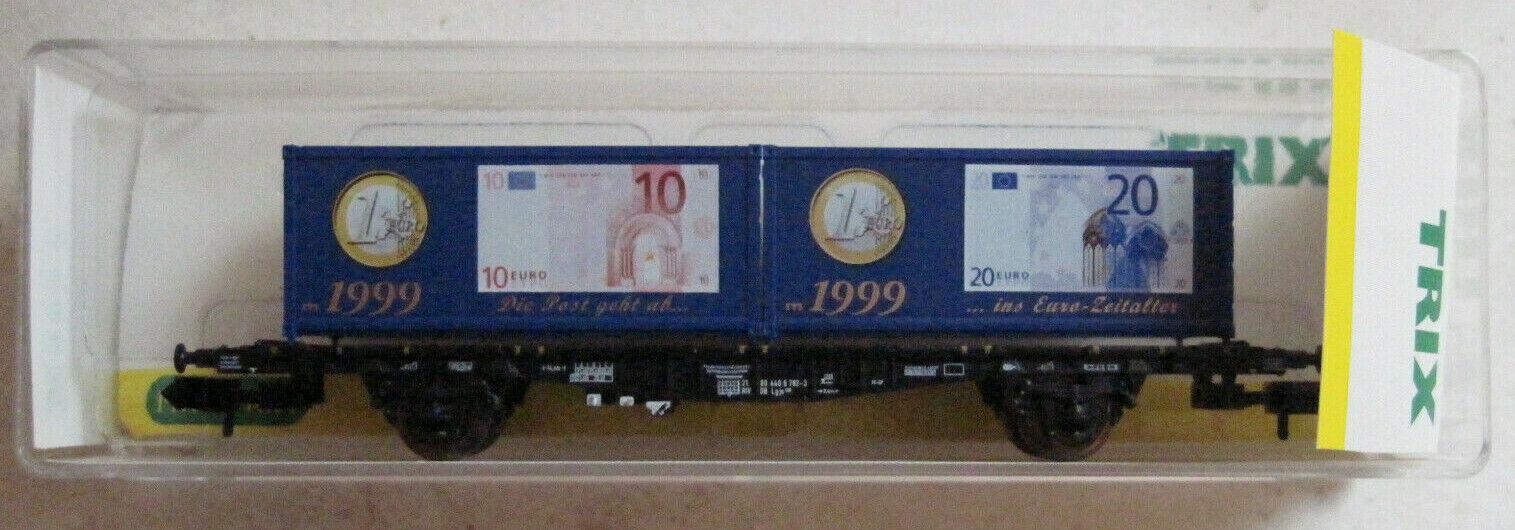 Minitrix 68-07 (T 91003)  Die Post geht ab in's Euro-Zeitalter