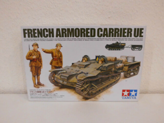 Tamiya 35284 ,French Armored Carrier UE   1:35