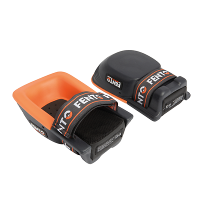 Fento 100 Ergonomic Professional Trade Flooring Internal Knee Pads