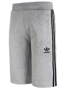 new styles 52ee3 7df39 Image is loading Adidas-Men-Originals-Curated-Training-Shorts-Pants-Gray-