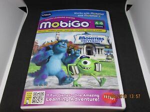 Vtech-MobiGo-Mobigo2-Disney-Pixar-Monsters-University-Game-New-Ages-4-6-Years