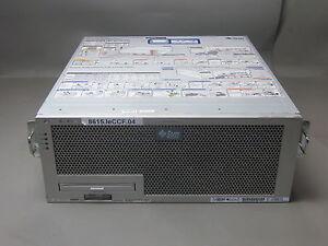 SUN / ORACLE NETRA 15440 T5440 1.2ghz Server 2x 8-core 64GB w/ 4x SPDSUNM DC pwr
