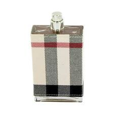 BURBERRY LONDON Fabric women Perfume Spray 3.3 / 3.4 oz EDP TESTER