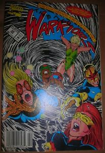 New-Warriors-32-Marvel-Comic-Feb-1993-VFNM-Darick-Robertson-modern-age-SEE-MORE