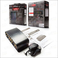 Radioshack 1-in/4-out A/v Component Video Distribution Amplifier Splitter