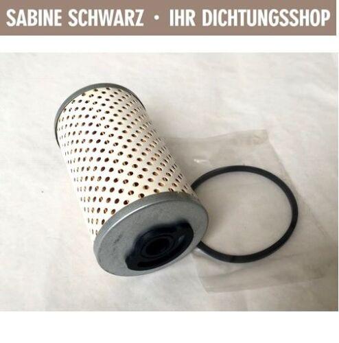 Filter Kraftstoff MAN Schlepper Motor D 8515 9532 9422 8613 8614 Güldner 2F1 2DN