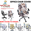 beautiful computer armchair slipcover office chair cover stretch seat protector