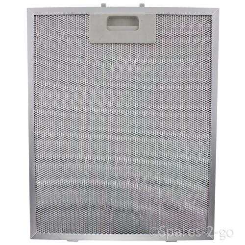 MAGLIA METALLICA Filtro per prima Cappa Estrattore ventilazione ventilatore 320 x 260 mm