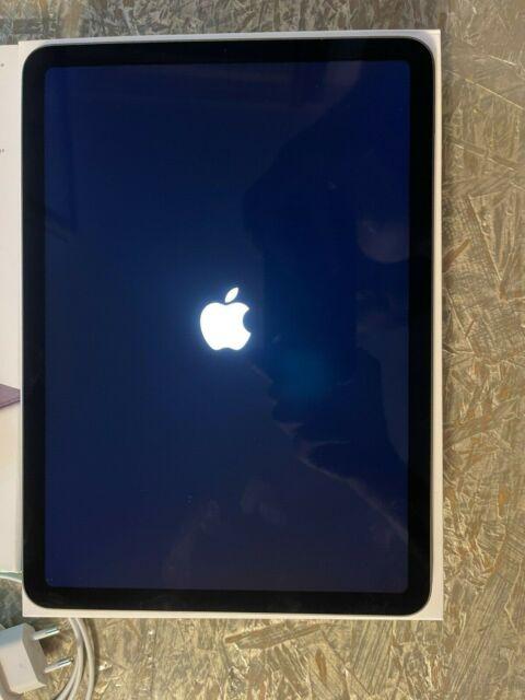 Apple iPad Air 4. Gen 64GB, Wi-Fi, 10,9 Zoll - Space Grau inkl. Zusatz