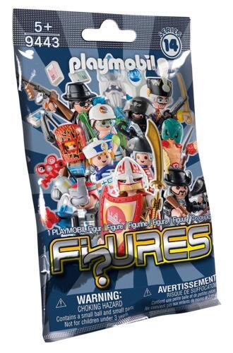 NEW!! Series 14 Blue Blind Bag Playmobil 9443