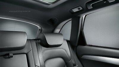 Original Audi Sonnenschutzrollo 2-er Set A4//S4 Avant B9 8W9064160A NEU