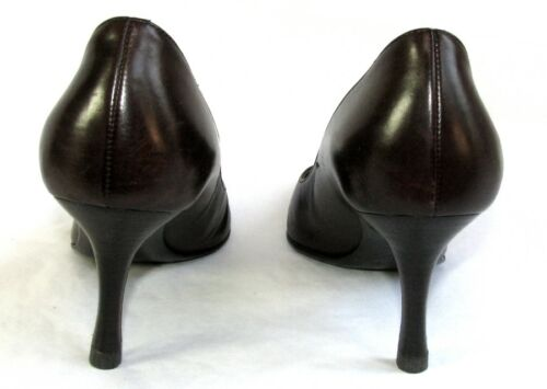 Sergio Brown Cm Good 36 State 7 Leather Heels Very Rossi Fwr6qxRF