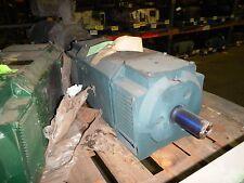 15 Hp Dc Reliance Electric Motor 1150 Rpm Lc2113atz Frame Dpfv500 V2 Shafts