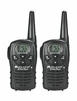 Midland Lxt118 22-channel Gmrs With 18-mile Range E Vox And Cha... Free Shipping