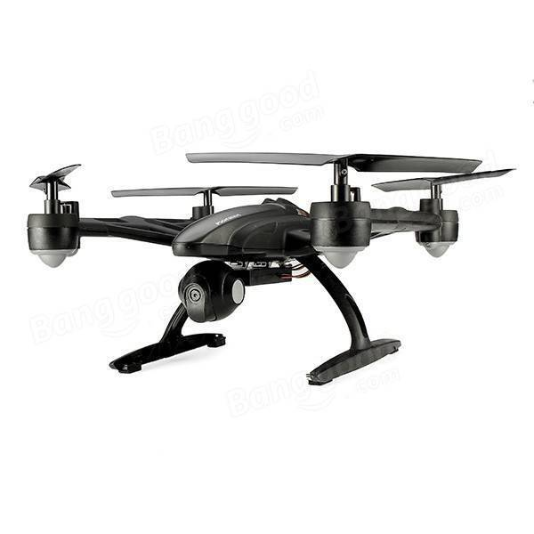 509G JXD509G RC Drone Quadcopter 5.8G FPV With 2.0MP HD Camera High Hold Mode