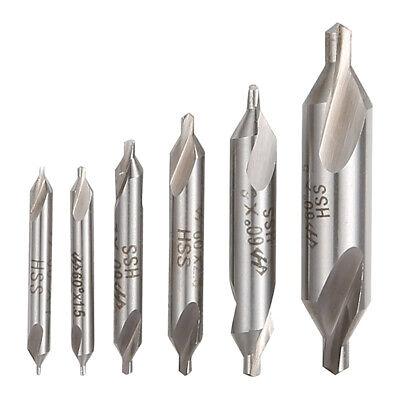 Titanium Coated HSS Drill Bits Set 60 Piece Plastic Wood Metal Kit 1.0-3.5mm