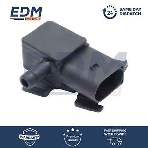 Exhaust Pressure DPF Sensor Fits BMW X1 X3 X5 MINI Countryman 1.6-3.0L 2003