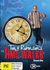 Tony Robinson - Time Walks : Season 1 (DVD, 2013, 2-Disc Set)