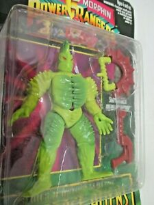 NEW MMPR original Alien Invenusable Flytrap (MOC) Power Rangers (1994) BanDai