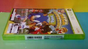 Brand-New-Sealed-Sega-SuperStars-Sonic-Tennis-Live-Arcade-Microsoft-Xbox-360