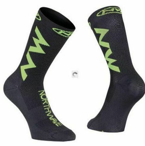New Sport Running Cycling Gym Socks Breathable Comfort Compression Size 40-46
