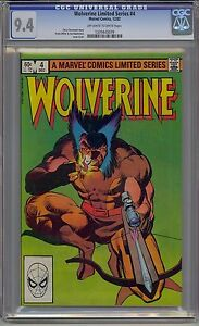 WOLVERINE-LIMITED-SERIES-4-CGC-9-4-WHITE-PAGES