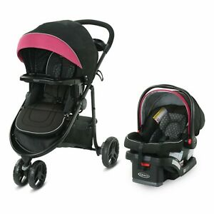 Graco Modes 3 Lite Baby Stroller Travel System with Infant ...