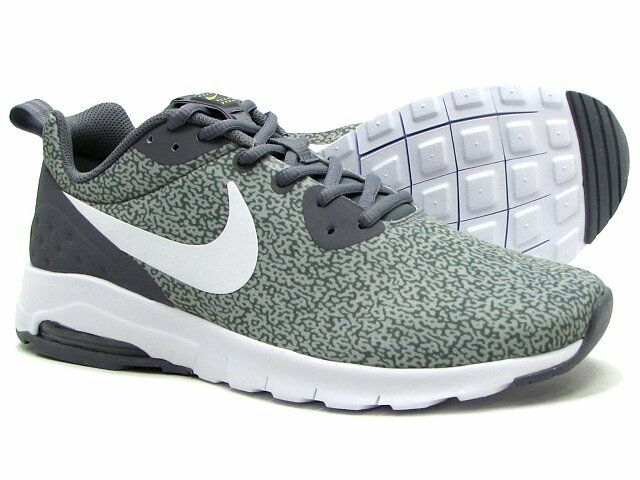 Nike Air Max Motion LW Print Lightweight Mens Adult Running shoes Trainers  Grey