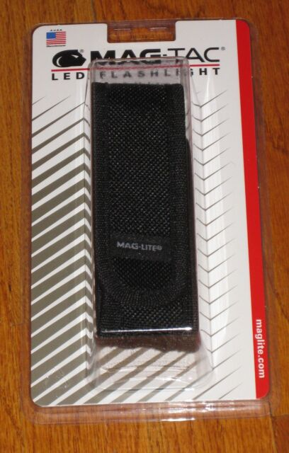 Maglite Accessory MAG-TAC Nylon Belt Holster Black
