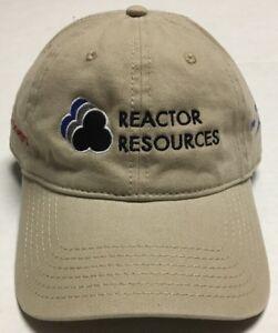 809bd66956f2f Reactor Resources Hat Oilfield Oil Gas Cap Alvin Texas Petroleum ...