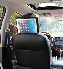 WizGear Universal Headrest Mount for Ipads & Tablet up to 10-inch Screen tablets