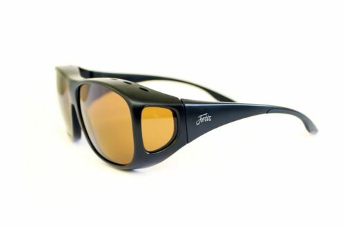 FORTIS OverWraps Polarised Sunglasses Carp fishing FREE POST