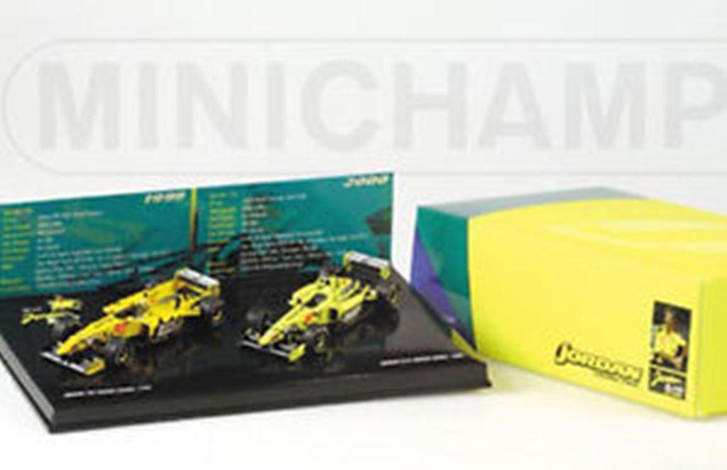 Minichamps 109394 109596 109798 109798 109798 109900 Jordan 2 VOITURE F1 ensembles de 1993 à 2000 1:43 RD   Pour Votre Sélection  9cba73