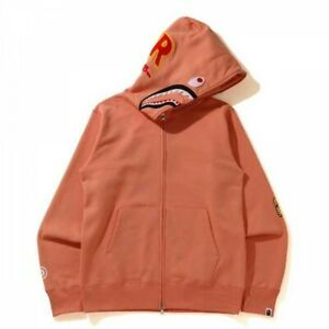 discounts USA outlet online A BATHING APE Mens Full Zip Hoodie ...