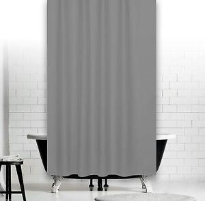 Rideau-de-douche-en-tissu-gris-clair-180x180-cm-incl-qualitatsringe-180-x-180