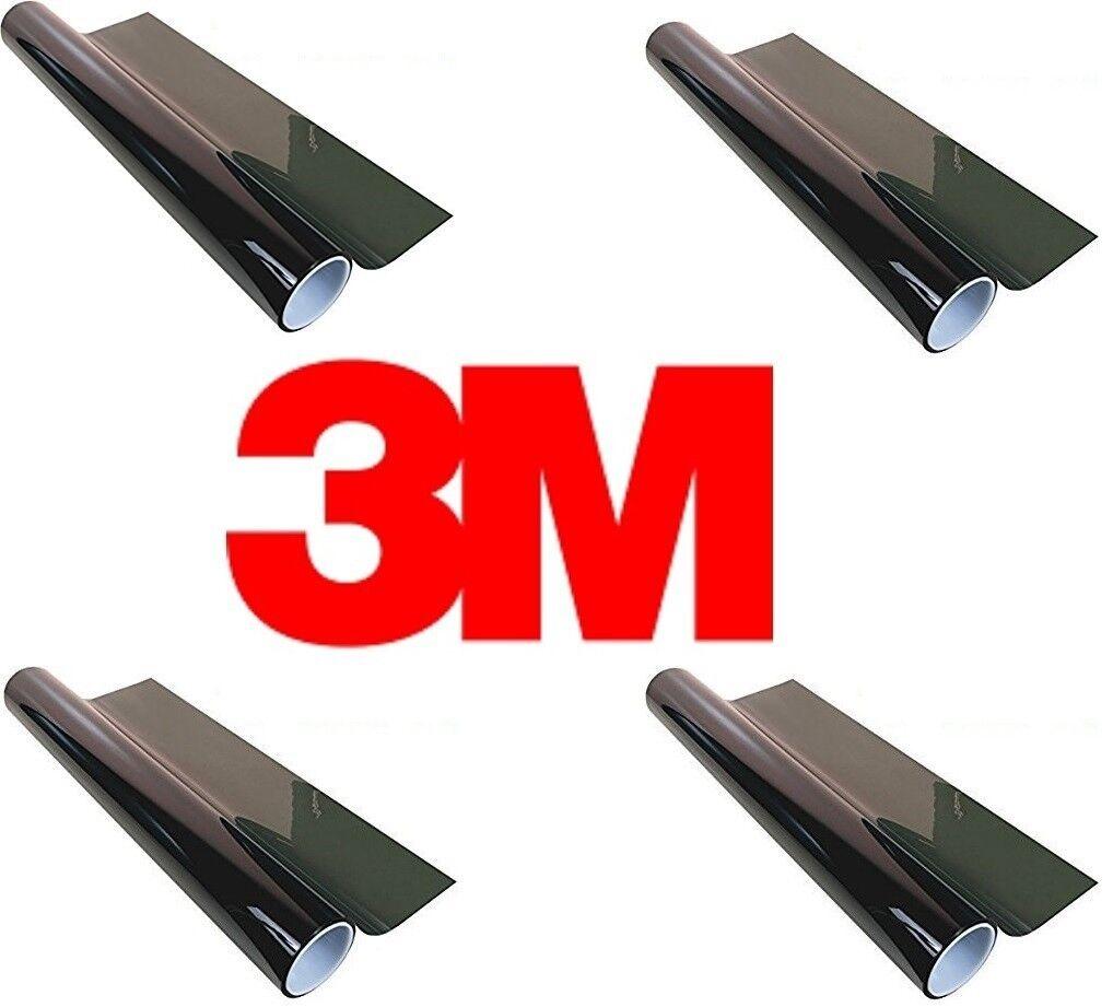 "3M FX-HP High Performance 5/% VLT 40/"" x 30/' FT Window Tint Roll Film"